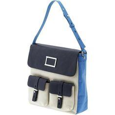 Marc by Marc Jacobs Werdie Colorblock Morgan Shoulder Handbag