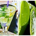 Img Aloe Vera, Cucumber, Natural Remedies, Tableware, Medical, Drink, Food, Dinnerware, Beverage