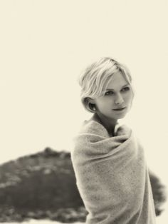 Kirsten Dunst by Kevin Lynch  #hair