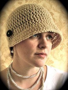 Crochet - The Flip Flapper Hat