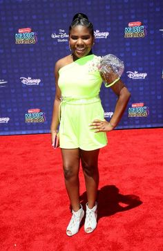 Red Carpet Report: Must-See Star Styles from the Radio Disney Music Awards 2017