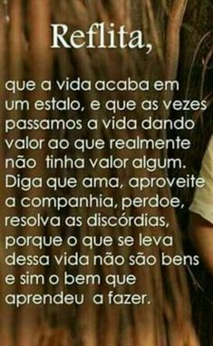 Reflita 😲😲 – vida e sabedoria Aesthetic Words, Good Vibes Only, A Guy Like You, Reflection, Stress, Wisdom, Thoughts, Humor, Motivation