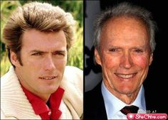 Clint Eastwood.... Honorary Chairman of The National Law Enforcement Officers' Memorial Fund, he is a huge supporter of Law Enforcement Officers.
