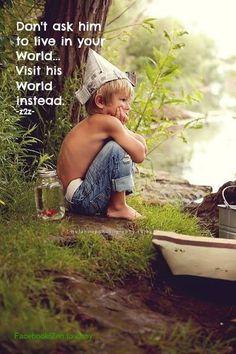 visit their world....
