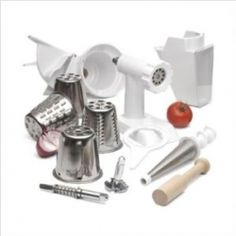 Tips of using Kitchenaid stand mixer attachments.