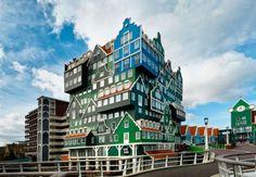 Hotel near Amsterdam - Inntel Hotels Amsterdam Zaandam