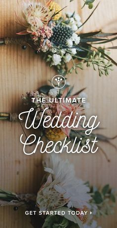 Wedding Checklist - Our free wedding planning checklist helps you manage your wedding details. The most complete wedding to-do list will keep you on track. Free Wedding, Diy Wedding, Rustic Wedding, Wedding Day, Wedding Tips, Wedding Quotes, Wedding Album, Summer Wedding, Wedding Bouquets