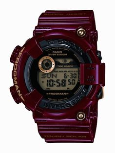 GF-8230A #Casio #GShock #Frogman #30years