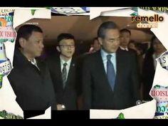 Ito Ang Inaabangan Ng Mundo Ang Pagdating Ng Ating Presidente Sa China