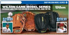 Baseball Gloves, Catcher's Mitts, First Base Mitts and Custom Gloves | BaseballExpress.com