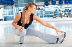 Improve Flexibility, Balance and Strength with this routine #skinnyms #fitness