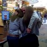 U.S. Soldier, Home from Afghanistan, Surprises Siblings at the Airport     Dan's siblings thought they were waiting at the airport for their grandpa. Little did they know, their brother was home from Afghanistan… just in time for Christmas 2011!