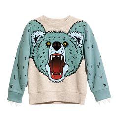 H&M Bear sweater £5.99