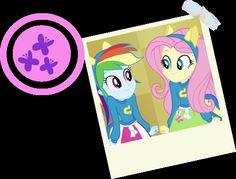 fluttershy | MLP: Equestria Girls biografia da personagem | Rainbow Rocks