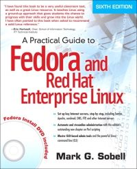 A Practical Guide to Fedora and Red Hat Enterprise Linux 6th Edition Pdf Download e-Book