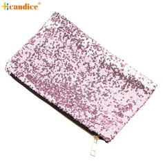 Naivety New Sequins Handbag Lady Spangle Party Clutch Evening Bag 29S61123 drop shipping  Price: 3.16 USD