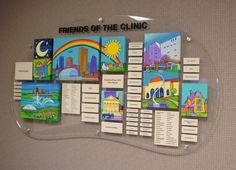 Donor Recognition | Cast Plaques Direct