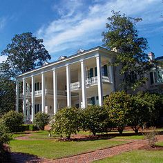 Thomasville, GA: Pebble Hill Plantation - Tour the South's Best Historic Homes - Southern Living