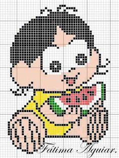 Le Point, Betty Boop, Margarita, Cute Cross Stitch, Small Cross Stitch, Cross Stitch Baby, Disney Cross Stitches, Mauritius, Cross Stitch