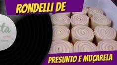 RONDELLI DE PRESUNTO E MUÇARELA - PASTA AND ROLL