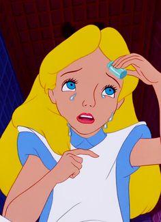 disneyfilm:  Alice in Wonderland (1951)