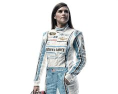 NASCAR driver Danica Patrick opens up on living healthy, 'Sports Illustrated' & more.