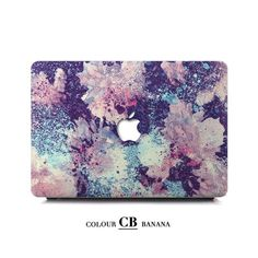 Macbook Case Abstract Watercolor Flowers - Macbook Laptop - Ideas of Macbook Laptop - Check out a wide selection of Creative Decals for MacBook make your Macbook unique with this high quality vinyl decal sticker. Decorate your Apple devices Macbook Skin, Macbook Laptop, Macbook Decal, Laptop Case, Macbook Stickers, Laptop Skin, Abstract Watercolor, Watercolor Flowers, Airpods Apple