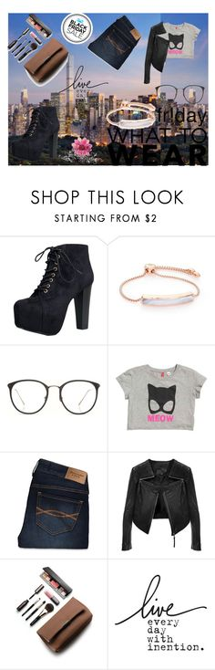 """""""black friday shopping"""" by summerbaby-15-1 ❤ liked on Polyvore featuring beauty, Avenue, Speed Limit 98, Monica Vinader, Linda Farrow, Abercrombie & Fitch, Linea Pelle and Laura Mercier"""