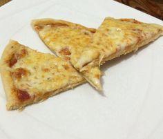Receita de Pizza quatro queijos