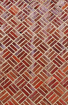 North side view brick pattern original Building Madison-Ridgeland High | Flickr - Photo Sharing!