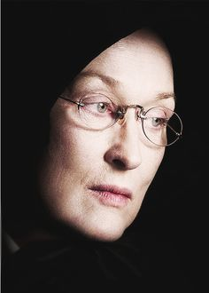 The Meryl Streep version of Professor McGonagall