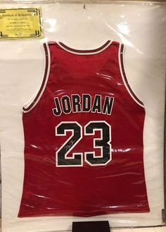 dc5e4ff5480 Details about michael jordan jersey Number 23 Buy Now And Will Include A  Bulls Truck