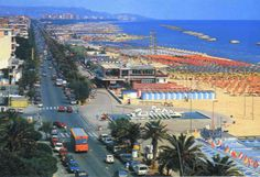 Pescara ~ with its sought-after sandy beaches,  in Abruzzo (central region) Italy