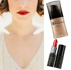 Maquillaje de novia.  www.webnovias.com