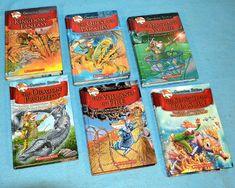 [BEST-PRICE] $29.95 Hardcover Book Lot *** GERONIMO STILTON *** Kingdom of Fantasy # 1-6 Excellent #BestChildrensBooksByAge #BestBookForElementary #BestReadAloudChapterBooks Geronimo Stilton, Chapter Books, Read Aloud, Fantasy, Imagination, Fantasy Movies, Fantasia