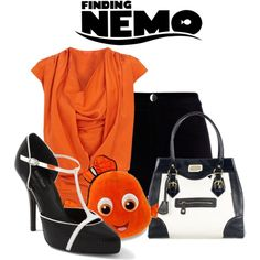 """""""Finding Nemo"""" by agust20 on Polyvore"""