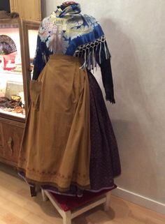Waist Skirt, High Waisted Skirt, European Dress, Regional, Costumes, Skirts, Type 3, Dresses, Facebook