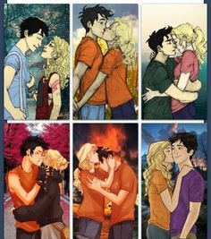Percabeth all the way. I still Solangelo fan but whatever. I love both.