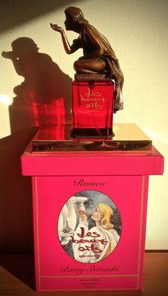 Parfum - Les Beaux Arts 'Romeo' design edition No 11  - ca. 2000