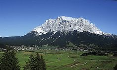 zugspitze germany | Around mount Zugspitze - Selfguided Walks - Product types - Penguin ...