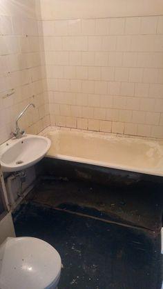 Lepukkant panelfürdőből igényes, modern fürdőszoba – előtte-utána fotók | nlc Bathtub, Bathroom, Standing Bath, Washroom, Bathtubs, Bath Tube, Full Bath, Bath, Bathrooms