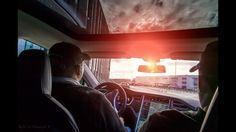 Evening Cruising  #80eDays #Tesla #Challenge