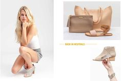 Arco Avenue's Spring/Summer 2016 Lookbook. Click to view and shop online: shoes, accessories, clothing, sandals, wedges, heels.