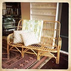 ANOUK offers an eclectic mix of vintage/retro furniture & décor.  Visit us: Instagram: @AnoukFurniture  Facebook: AnoukFurnitureDecor   May 2015, Cape Town, SA. Cane Sofa, Cape Town, Decoration, Photo And Video, Cabinet, Boho, Facebook, Storage, Instagram