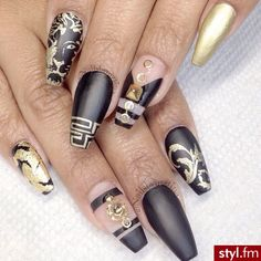 Coffin nails @KorTeN StEiN☻