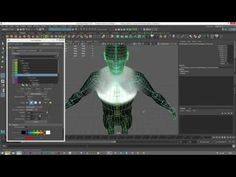 Hey guys this video shows you how to rig a character inside of maya. The rig itself will be quite basic just to get an understanding for the bone structure. ...