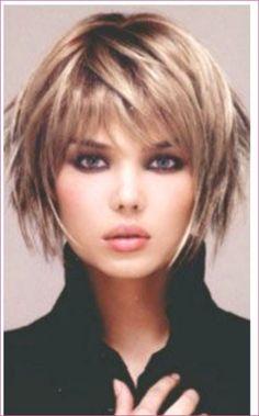 Kurzhaarfrisuren 2020 blond ab 50