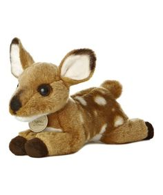 Another great find on #zulily! Fawn Plush #zulilyfinds