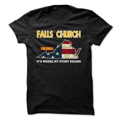 FALLS CHURCH LOVE z2
