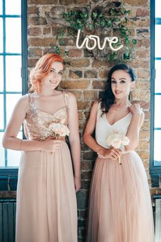 Matchimony takes away all your colour headaches with tailor made Bridesmaid Dresses and wedding items all using the exact same fabric. Bridesmaid Outfit, Bridesmaids, Bridesmaid Separates, Your Perfect, Perfect Wedding, Wonderland, The Incredibles, Gowns, Colours